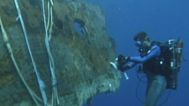 Séquences choisies - Les objets du Titanic