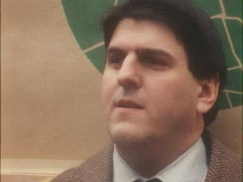 Daniel Brélaz en 1982 [TSR 1982]