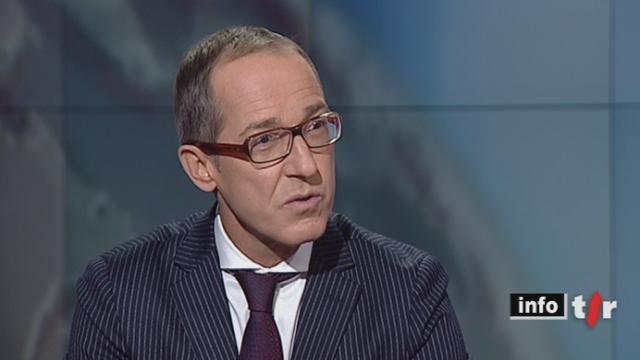 Démission de Philipp Hildebrand: les précisions de François Savary, analyste financier Reyl and Cie