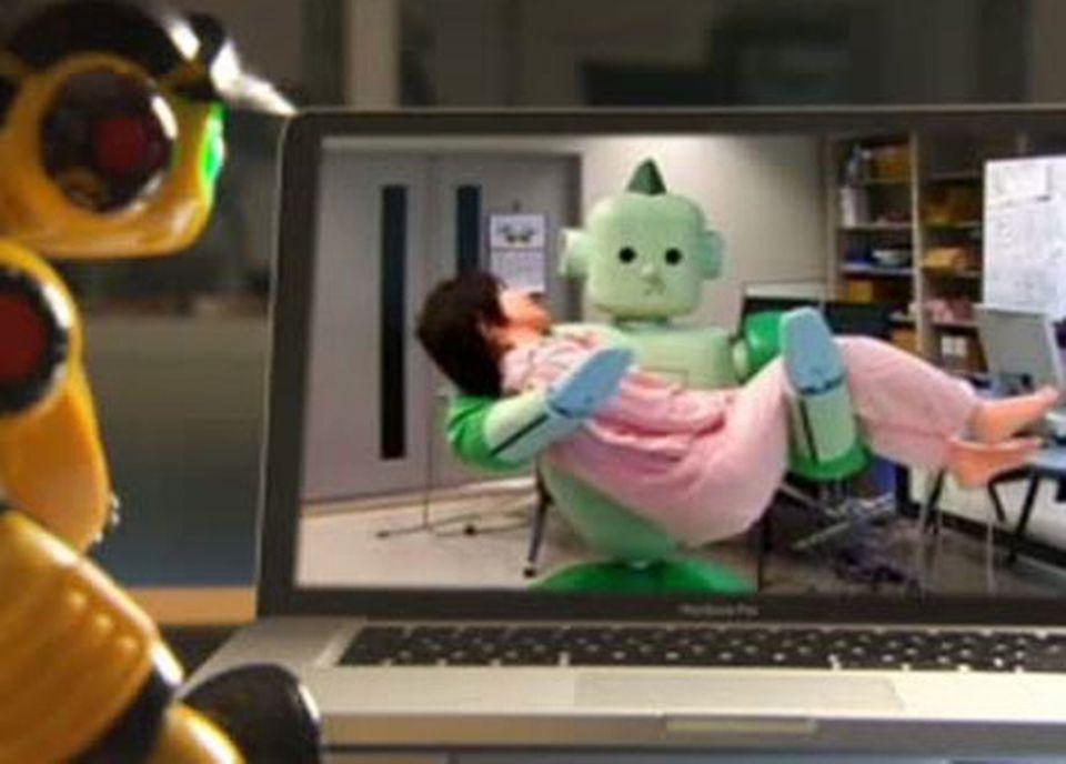 Robot du futur [RTS]