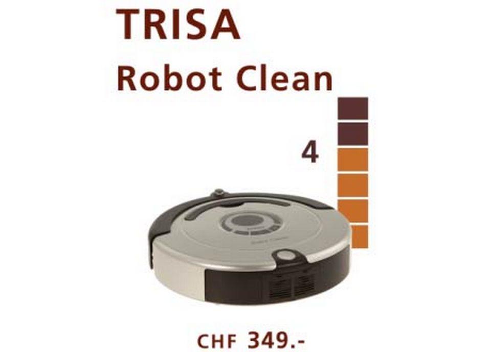 Robot Clean