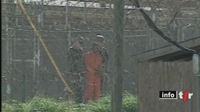 Etats-Unis: malgré les promesses de Barack Obama, la prison de Guantanamo n'est toujours pas fermée