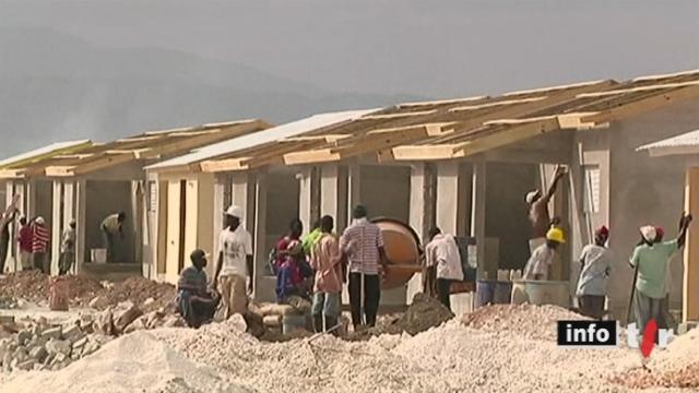 Séisme en Haïti: deux après les faits, le bilan de la reconstruction et de l'aide humanitaire apportée est contrasté
