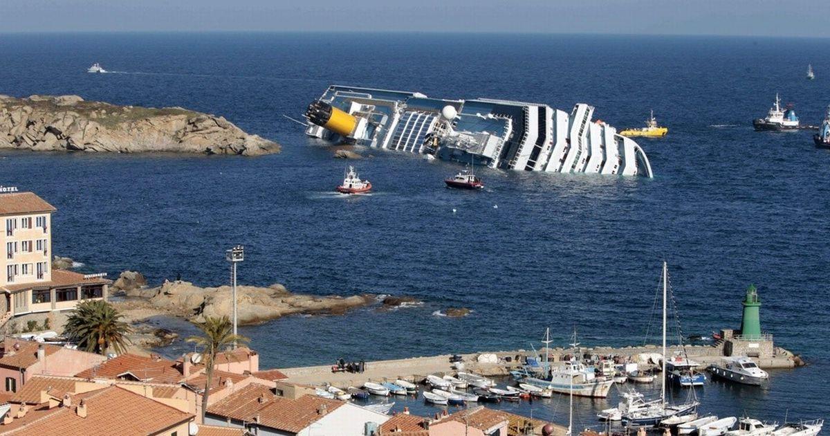 La chronologie du naufrage du Costa Concordia - rts.ch - Monde