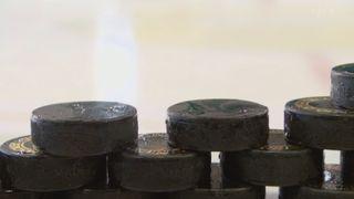 Le Mag: reportage sur le puck de hockey