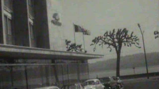 Hôtel President en 1962 [TSR 1962]