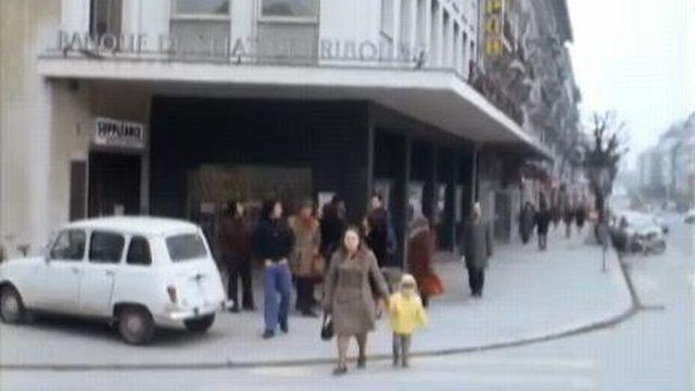 La banque cantonale de Fribourg en 1974 [TSR 1974]