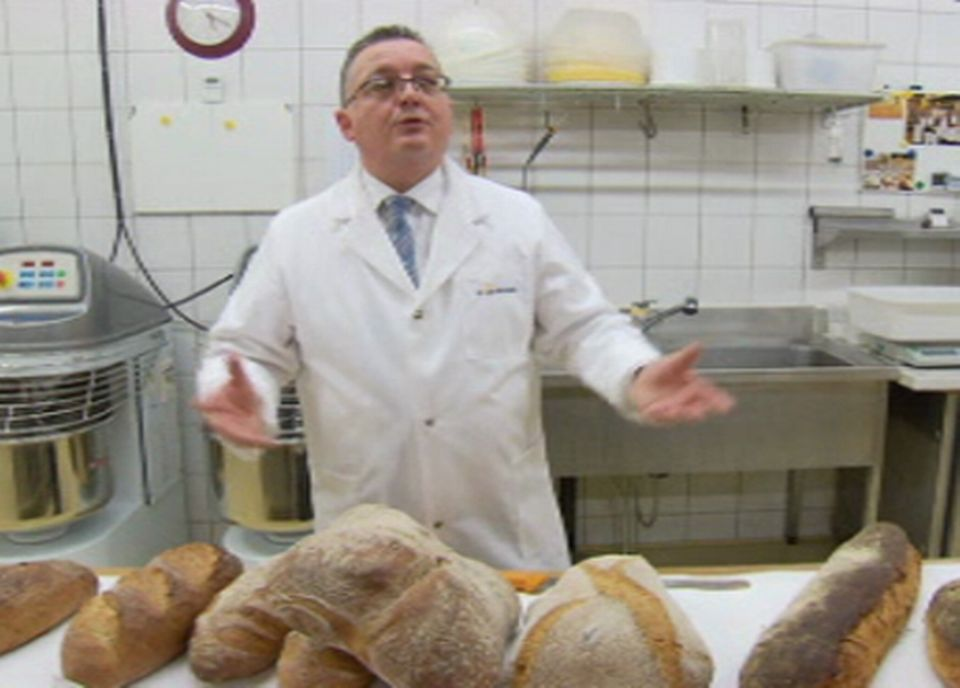 Jacques Yerly, responsable mino farine Suisse romande et Tessin