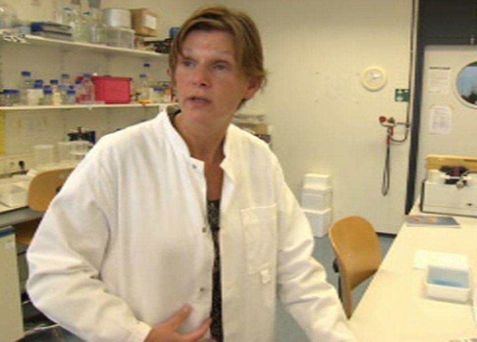 La chercheuse Hetty C. van den Broeck