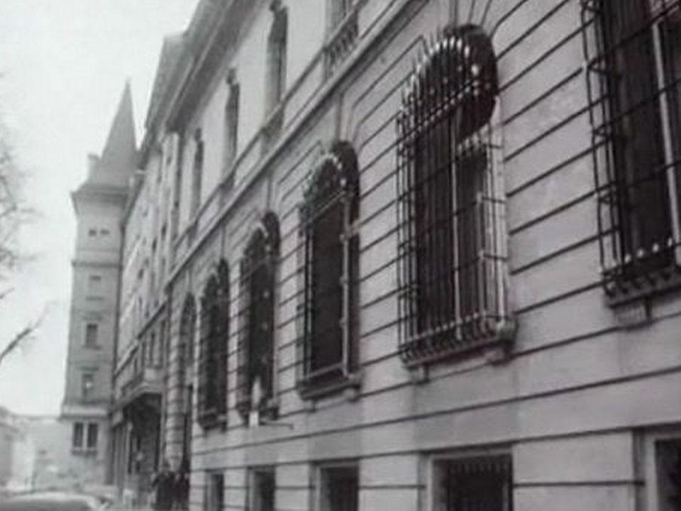 Quartier des banques à Genève [TSR 1964]