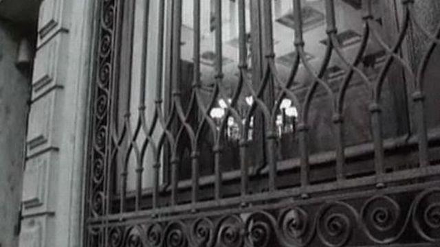 Façade de banque [TSR 1964]
