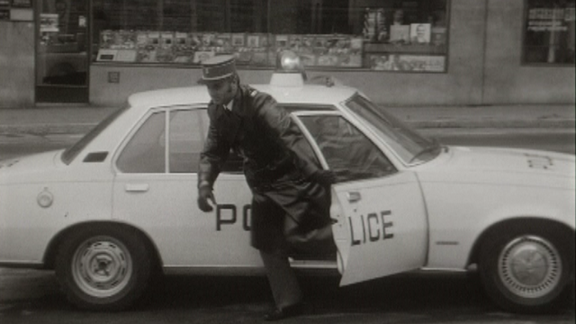 Intervention de police [TSR 1974]