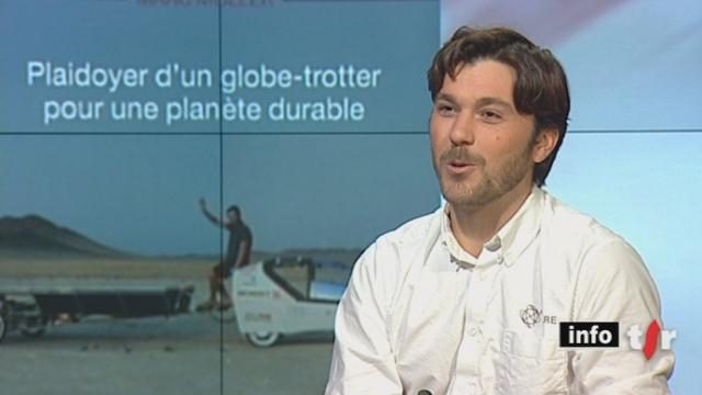 L'invité culturel: Marc Muller, initiateur du projet ICARE
