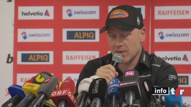 Ski alpin: Didier Cuche a annoncé qu'il mettrait fin à sa carrière à la fin de la saison