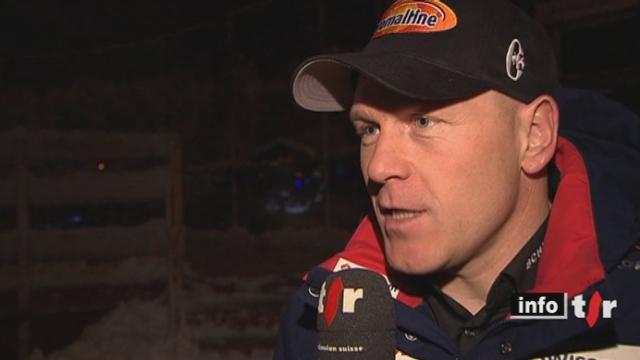 Ski alpin / Descente de Kitzbühel: la réaction de Didier Cuche