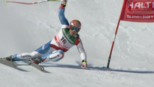 Ski alpin: retour sur la carrière de Didier Cuche
