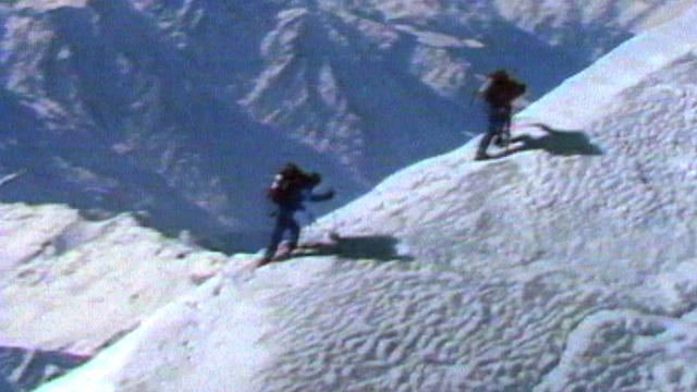 Erhard Loretan et André Georges 1986 [TRS archives 1986]