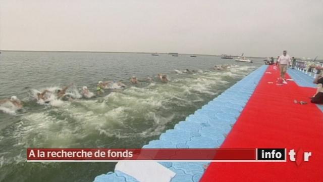 Aux prochains Jeux olympiques de Londres la nageuse Swann Oberson sera une des chances suisses de médailles