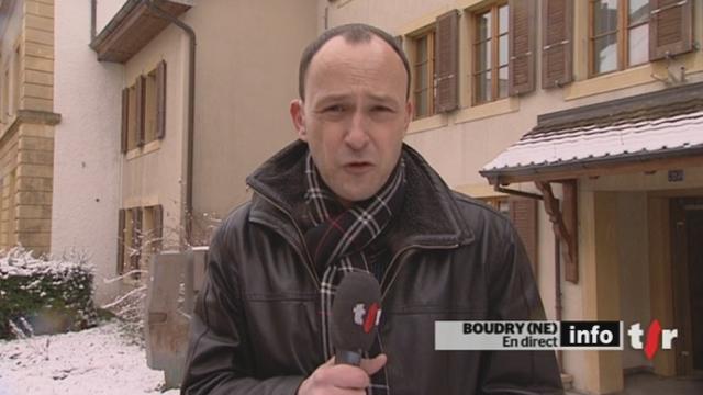 Affaire Petroplus: les précisions d'Olivier Kurth, en direct de Neuchâtel