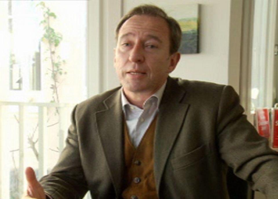 Knut Schwander, responsable Gault&Millau Suisse [RTS/Capture d'écran]