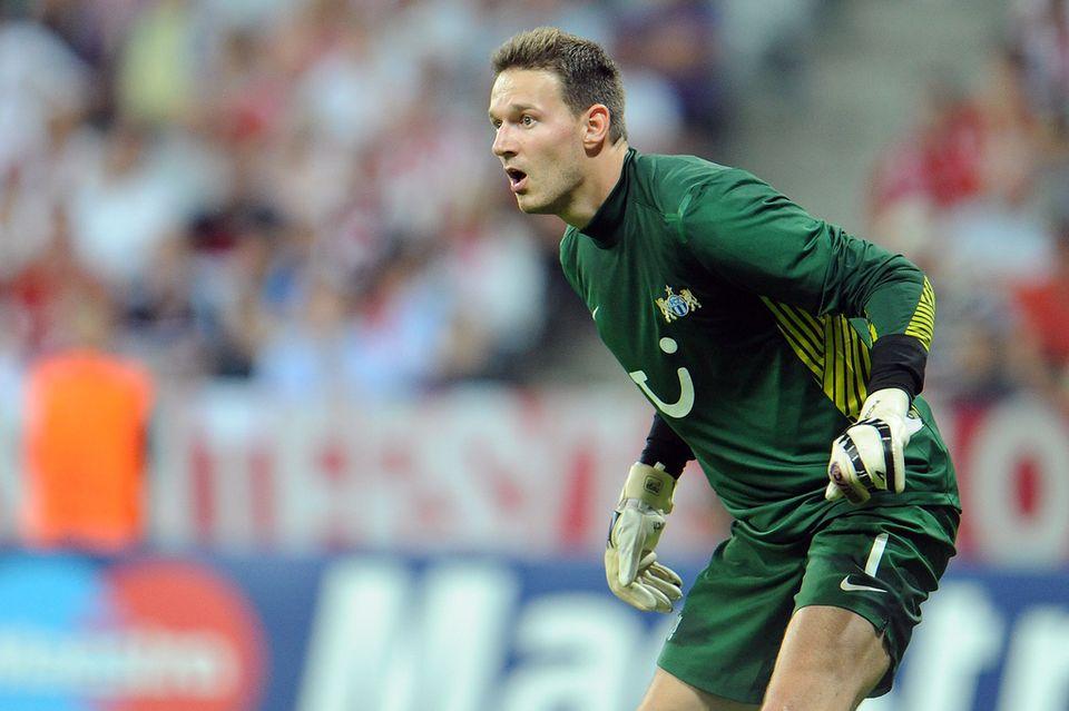 Johnny Leoni s'apprête à jouer ses 5 derniers mois pour le FC Zurich. [Kerstin Joensson - Keystone]
