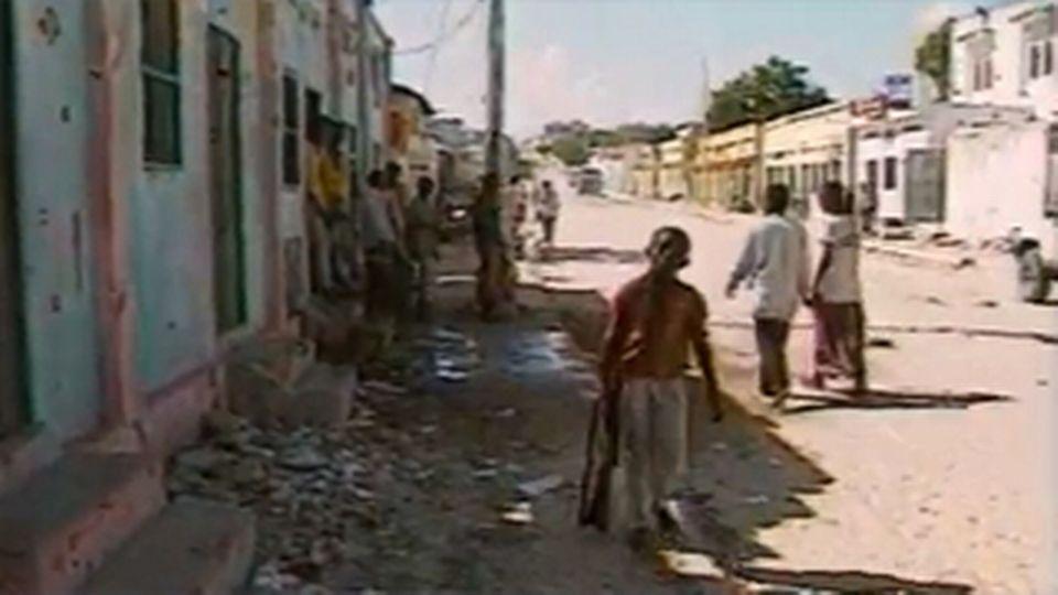 La Somalie au bord du chaos  [INA]