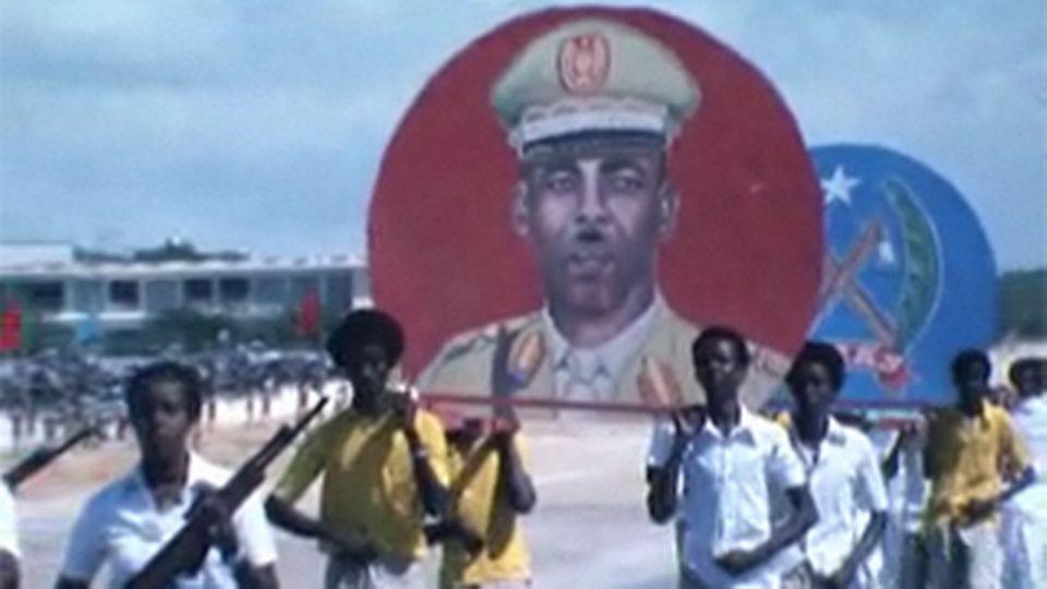Démonstration de force - Somalie [RTS]