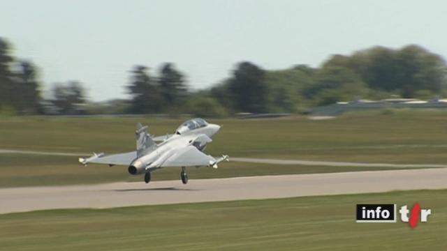 Le Conseil fédéral dévoile les effets économiques de l'achat des avions de combat