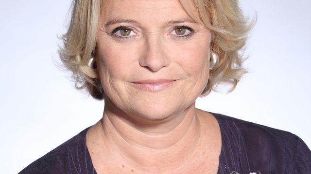 Marina Carrère d'Encausse.