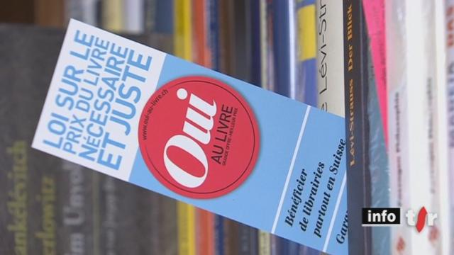 Votation sur le prix unique du livre: selon les trois associations professionnelles d'éditeurs et de libraires de Suisse, la loi soumise au peuple est un instrument qui ne fera que des gagnants