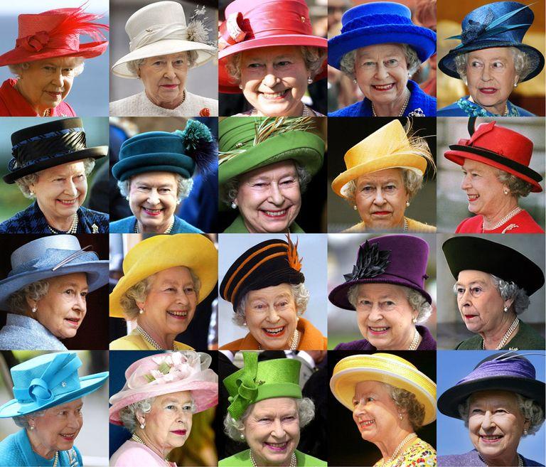 Jubil de la reine elizabeth ses plus beaux chapeaux for Chambre 13 film