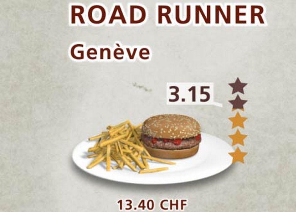 Road Runner [RTS/Capture d'écran - RTS]