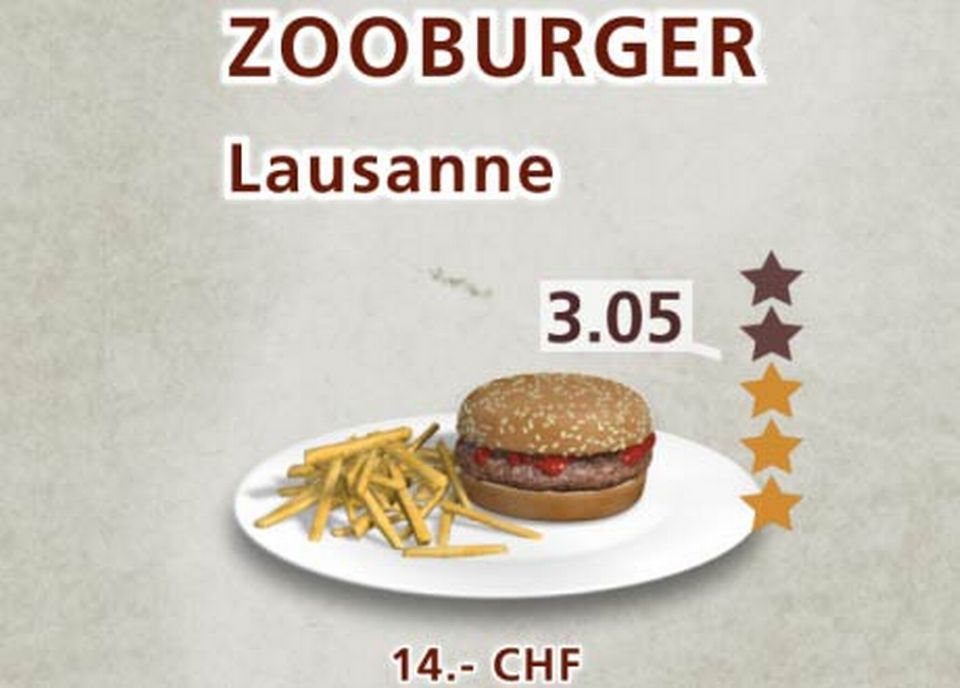 Zooburger [RTS/Capture d'écran]