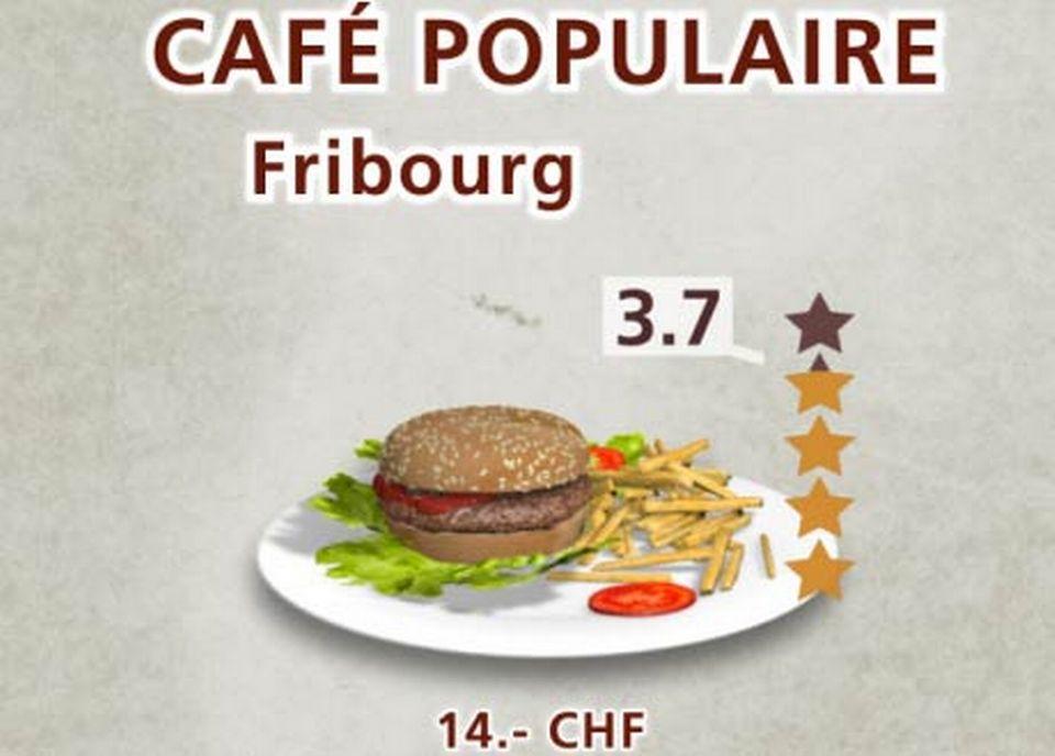 Café populaire [RTS/Capture d'écran - RTS]