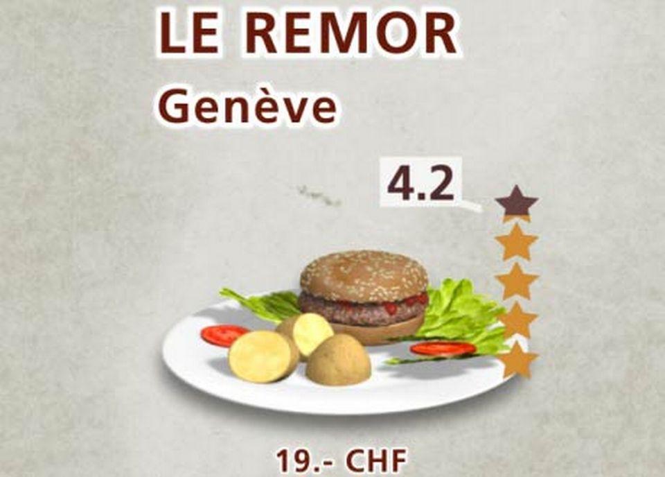 Le Remor [RTS/Capture d'écran - RTS]