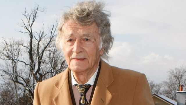 Franz Weber. [Dominic Favre - Keystone]