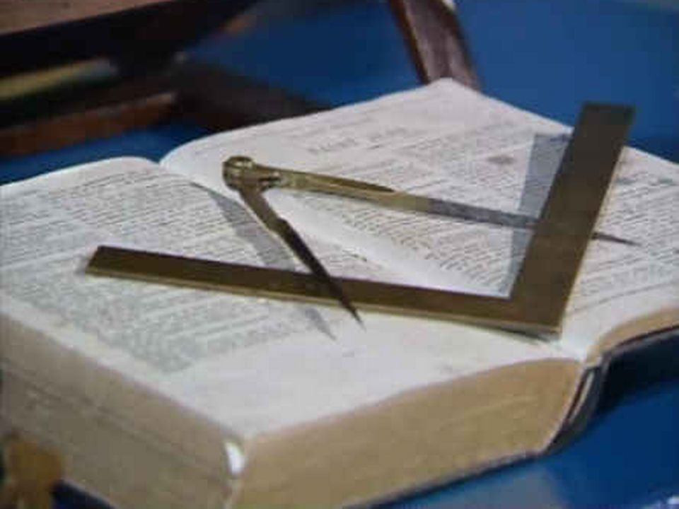 Symboles maçonniques [TSR 2005]