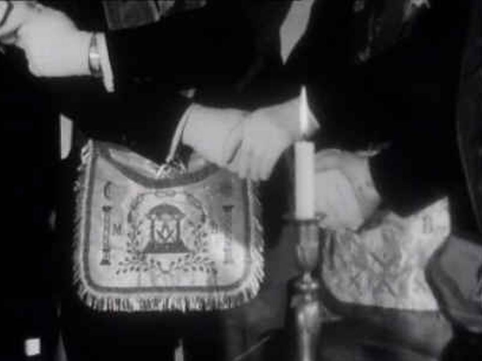 Franc maçonnerie chaîne [TSR 1965]