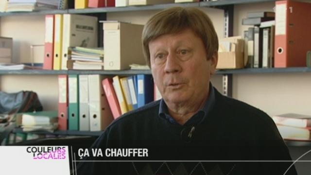 """Suite à la volonté du canton de Vaud d'interdire le chauffage électrique, certains propriétaires ont créé l'association """"choc électrique"""""""