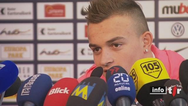 Football / Super League : le Bâlois Xherdan Shaquiri jouera au Bayern-Münich dès cet été