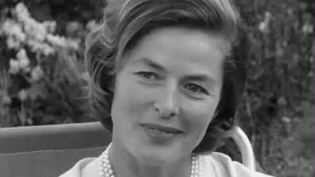 Ingrid Bergman 1964 [TSR 1964]