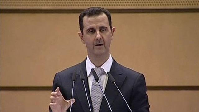 Syrie, Bachar al-Assad [AP - Keystone]
