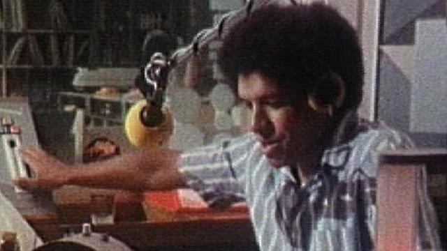 Le studio de Couleur 3 [TSR 1982]
