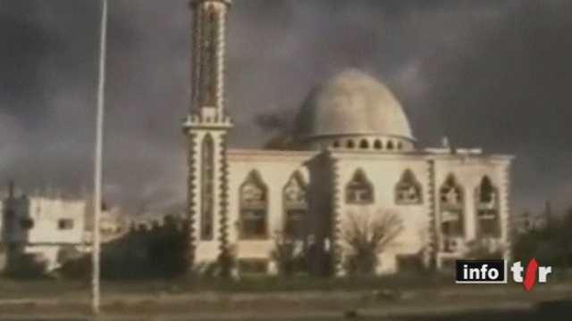 Syrie: la ville de Homs est en ruine mais les habitants poursuivent leur soulèvement