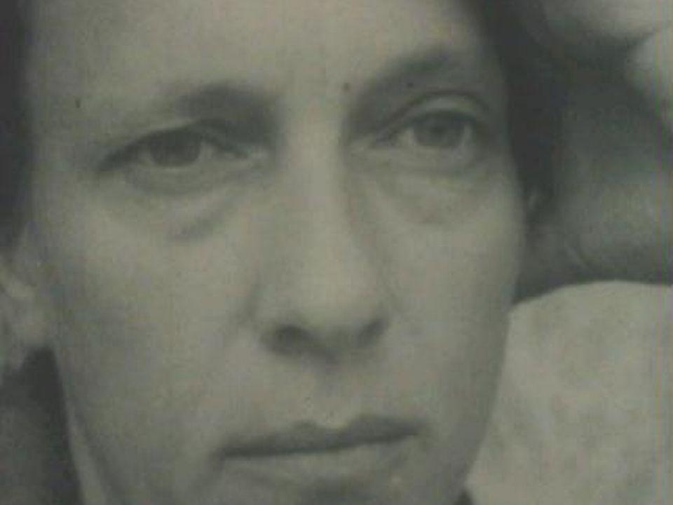 Ella Maillart en 1939. [RTS]