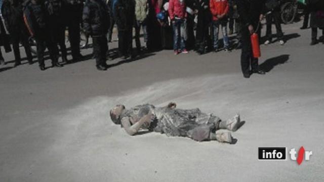 Les Tibétains ont célébré ce mercredi leur nouvel an alors que la répression chinoise s'intensifie dans la région