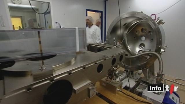 L'Observatoire de Genève a mis au point un nouvel instrument capable de traquer les exo-planètes depuis l'hémisphère nord