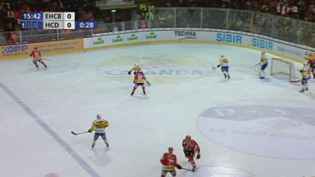 Hockey / LNA (50e j.): Bienne - Davos (1-4)