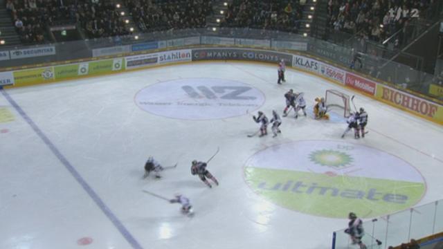 Hockey / LNA (50e j.): Zoug - Lugano (0-1)