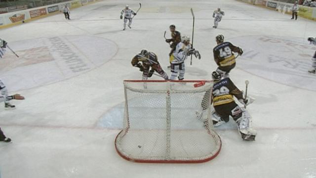 Hockey / LNA (50e j.): Berne - Ambri (1-4)